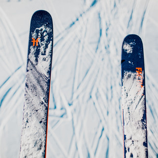 Faction Skis - 2020 Content Shoot