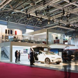 Paris Mondial De L'Auto - Tesla