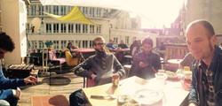 Terrasse du Café Sauvage