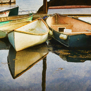 Boats - Port Clyde, Maine