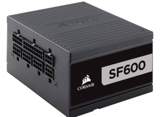 CORSAIR SF600 SFX 80+ Plat. Mod.