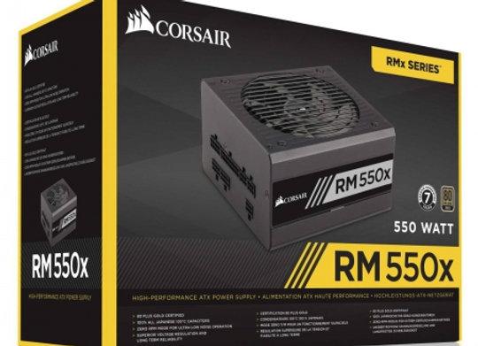 CORSAIR RM550x 80+ Gold Modular