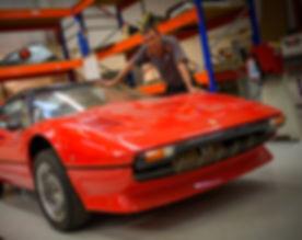 Ferrari 308 Vintage Voltage Season 1