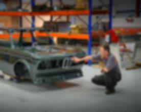BMW 1602 Vintage Voltage Season 1