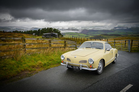 Karmann Ghia Vintage Voltage Season 1