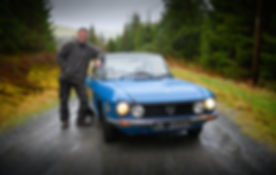 Lancia fulvia electric Vintage Voltage Season 1