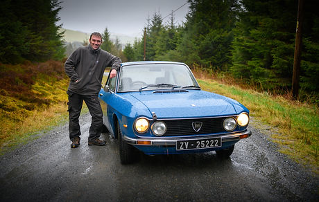Lancia fulvia electric Vintage Voltage Season 1
