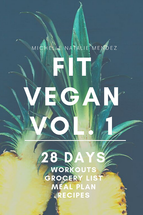 FIT VEGAN VOL. 1