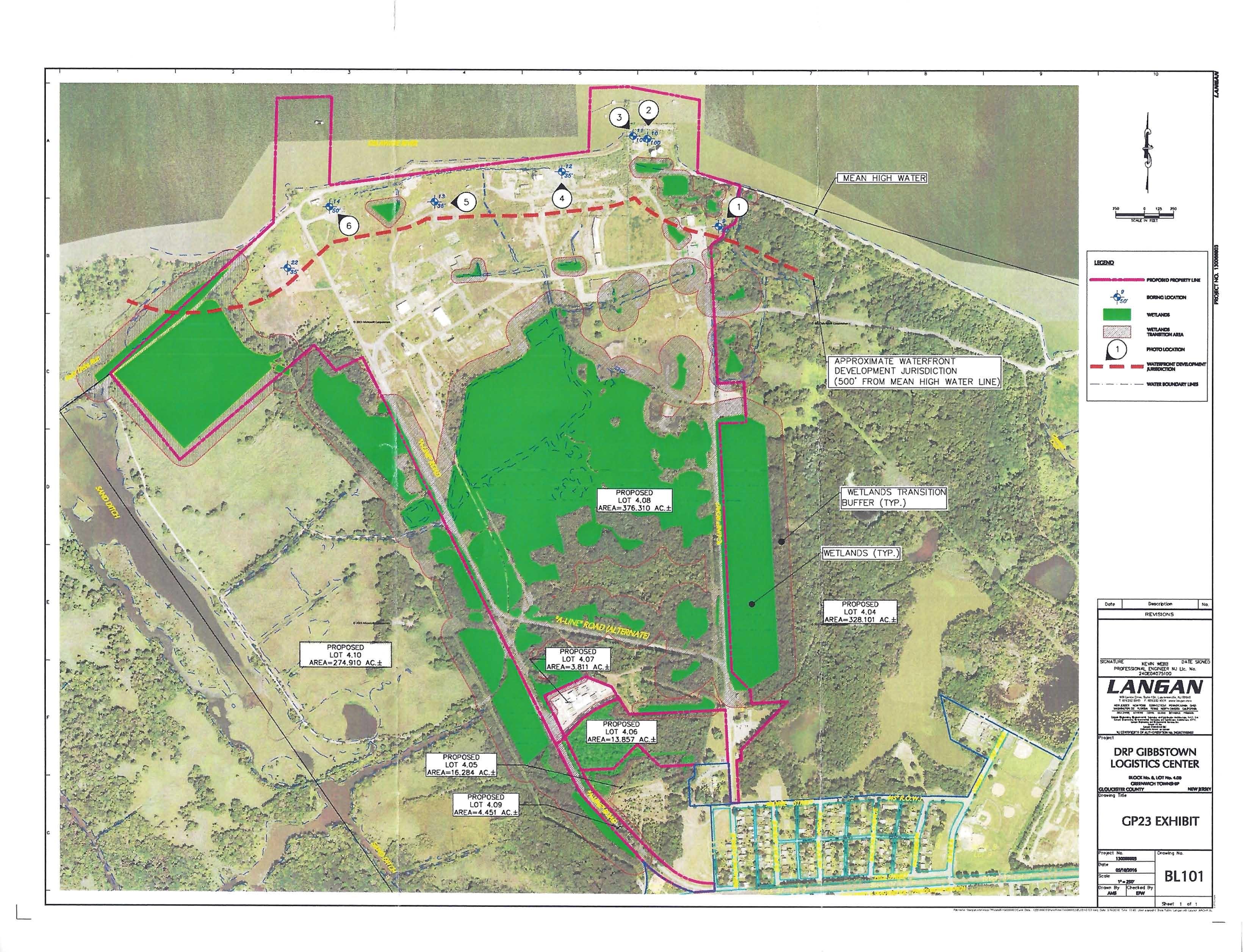 Current Phase Property Boundary