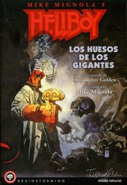 Hellboy los huesos de los gigantes