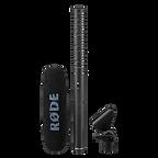 Rode NTG2 Shotgun mic, Blimp & Boom