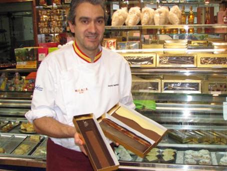 Un pastisser del Masnou crea torrons de patates fregides, pa amb tomàquet i coca de Llavaneres