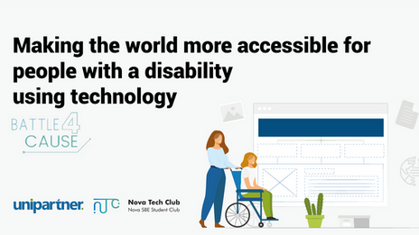 Battling For a Cause - Nova Tech Club is making the world more accessible using technology