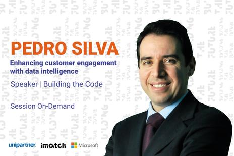 "Pedro Silva - ""Enhancing Customer Engagement with Data Intelligence"" at #BTF21"