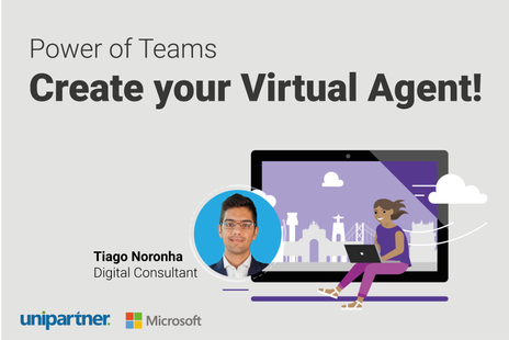 """The Power of Teams series """"Create your Virtual Agent"""""""