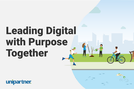 Leading Digital with Purpose Together - Unipartner's Company Meeting 2021