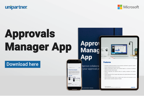 Get to know Approvals Manager App