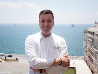Η φρέσκια εκδοχή της ελληνικής κουζίνας από τον κ. Κωνσταντίνο Μπαμπάθα - Executive Chef του Electra