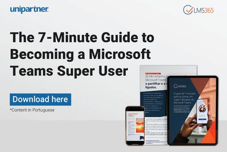 Become a Microsoft Teams Super User in 7 minutes | E-book