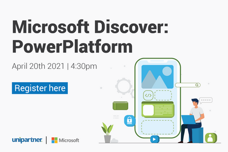 Microsoft Discover: Teamwork with Power Platform - join Inês Oliveira and Paulo Cancela!