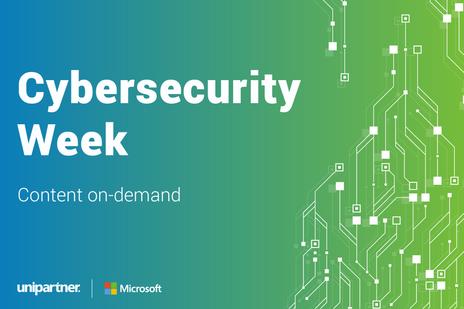 Watch Cybersecurity Week now on-demand!
