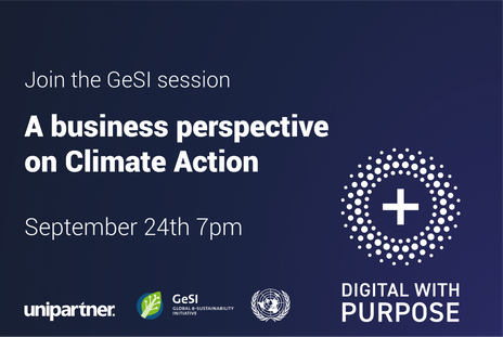 Unipartner at the United Nations General Assembly! September 24th 7pm