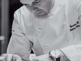 Συνέντευξη του executive chef κ. Δημήτρη Τσανάνα - THE MET HOTEL