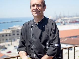 Συντεύξη του chef Κώστα Κούρου - MEDITERRANEAN PALACE