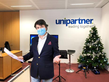 Christmas at Unipartner 2020