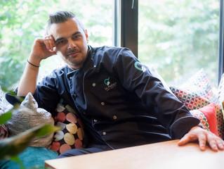 Συνέντευξη του chef Αντώνη Θεοδωράκη - Le Palace Art Hotel