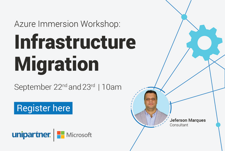 Azure Immersion Workshop: Infrastructure Migration is here! Join us Sept 22nd & 23rd
