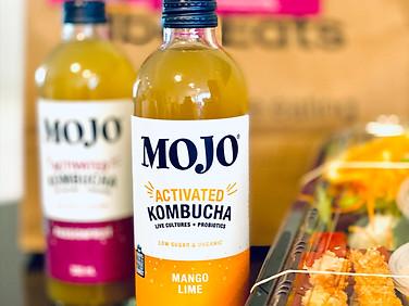 Mojo Kombucha