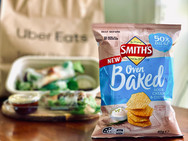 Smiths Oven-Baked chips
