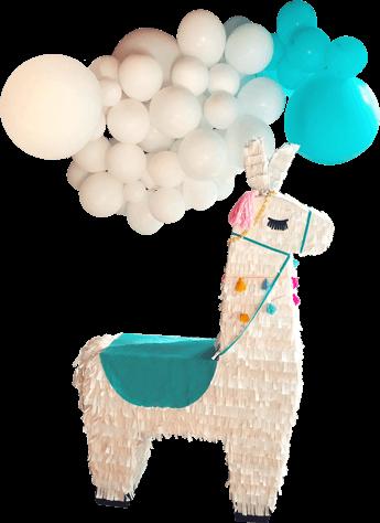 Пиньята и воздушные шары.png