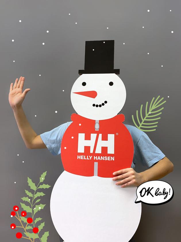 Снеговик для фото из картона.jpg