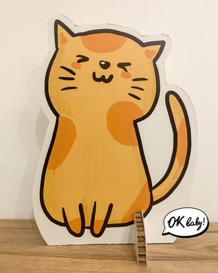 Котенок из картона для ребенка.png