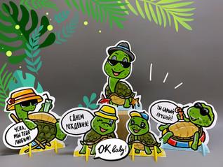 Декор для семейного фото черепахи.jpg