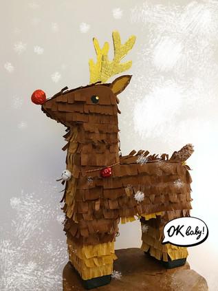 Пиньята Олень Рождество.jpg