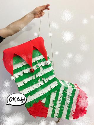 Пиньта носок Рождество и Новый год.jpg