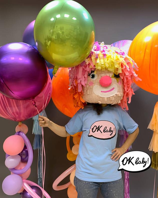 Разные шары и пиньята клоун.jpg