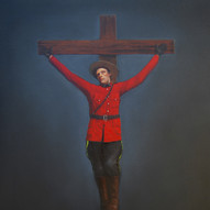 The Crucified Mountie