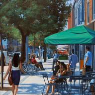 Cafe Life Queen Street West
