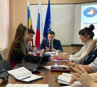 Первое заседание Молодежного общественного Совета