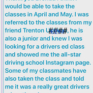 Thank you for the referral Trenton! #dri