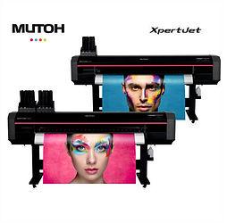 Mutoh Xpertjet Impressão Grande formato_