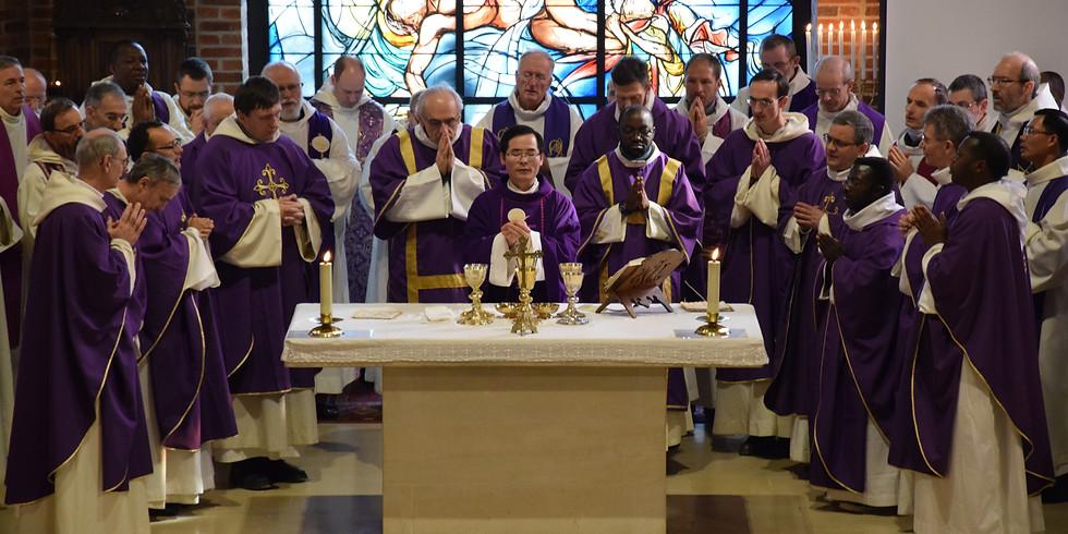 Retraite de prêtre