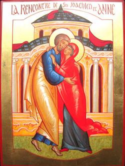 Saint Joachim et Sainte Anne