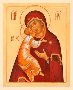 Mère de Dieu de Vladimir