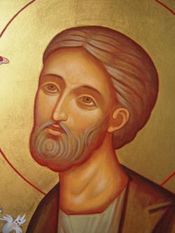 Saint Joseph le Juste détail
