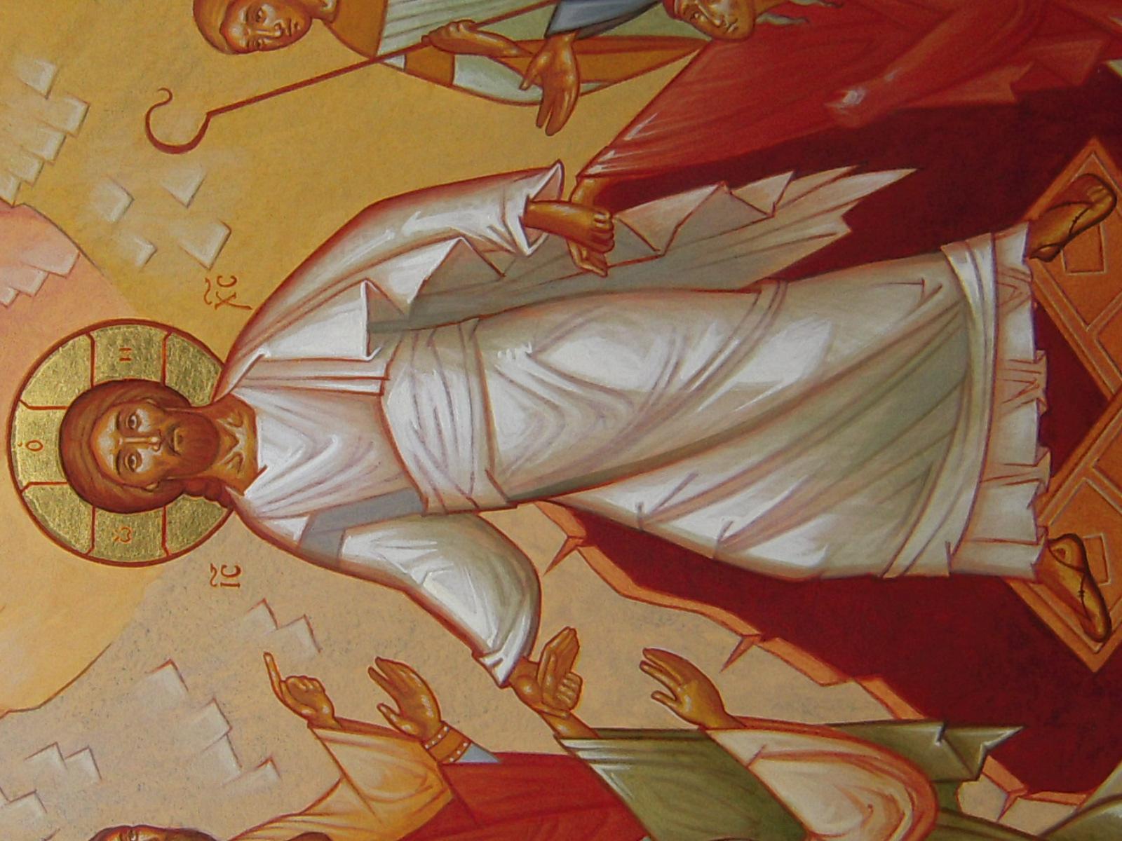 La Résurrection détail